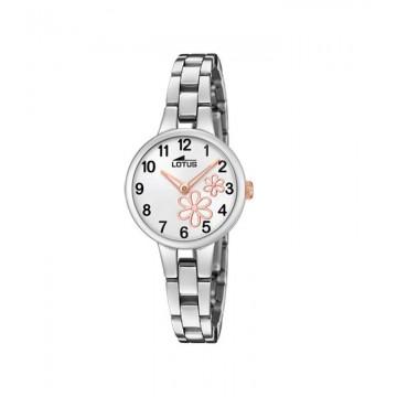 Reloj Lotus Niña Trebol