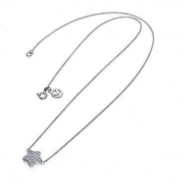 Collar de Plata con Circonitas Viceroy