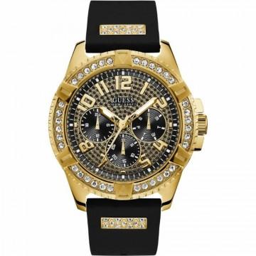 Reloj Guess Gent Frontier Dorado W1132G1