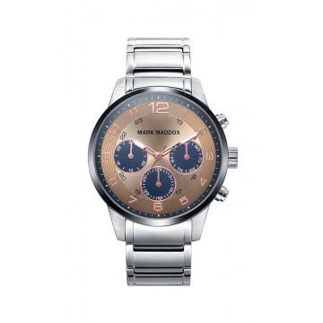 Reloj Mark Maddox Acero HM7016-45