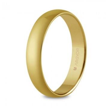 Alianza de boda oro media...