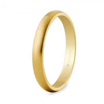 Alianza de boda oro...