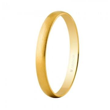 Alianza boda oro amarillo...