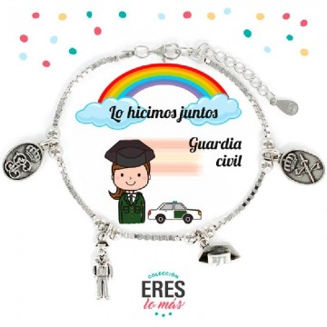 Pulsera Guardia Civil