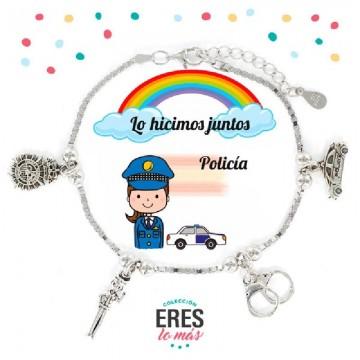 Pulsera Policia