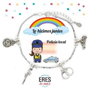 Pulsera Policia Local
