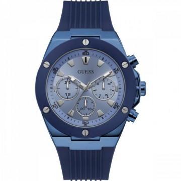 Reloj Guess Poseidon Azul GW0057G3