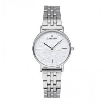 Reloj Radiant Coco White Silver