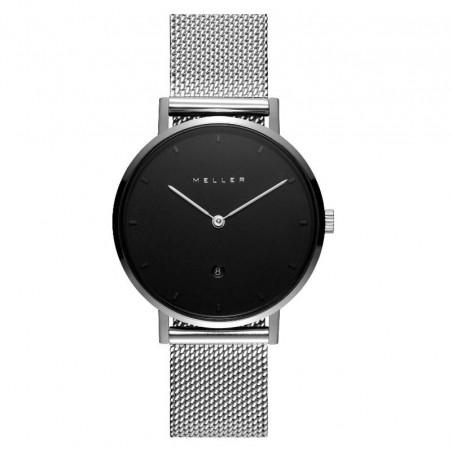 Reloj Meller Astar Black Silver