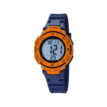 Reloj Calypso Niño Digital Naranja