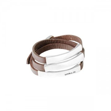 Pulsera Unode50 - BLACKOUT BROWN