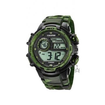 Reloj Calypso Digital Militar K5723/2