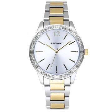 Reloj Radiant Shinny Pastels Silver