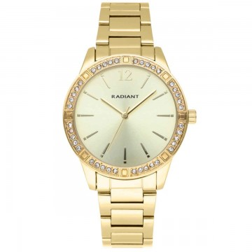 Reloj Radiant Shinny Pastels Gold