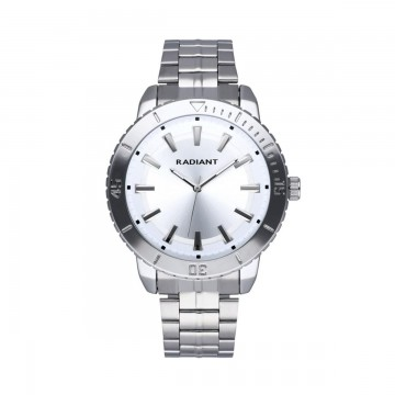 Reloj Radiant Marine Silver