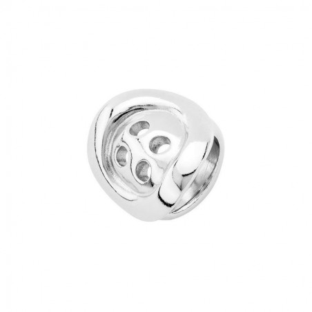 Anillo Unode50 - Melted Button