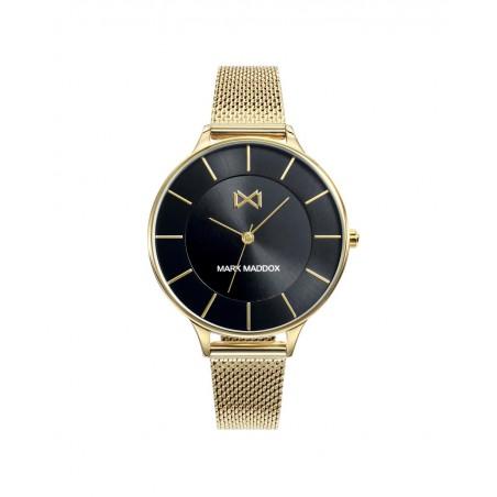 Set de Mujer Mark Maddox Alfama con reloj y pulsera de acero