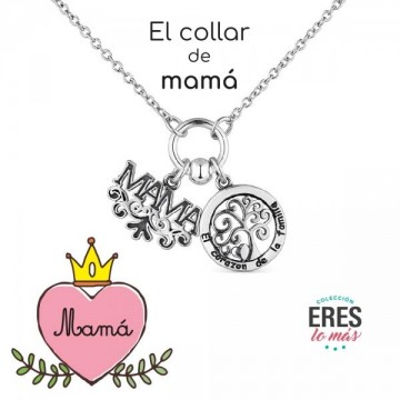 Collar Eres lo mas - Mama