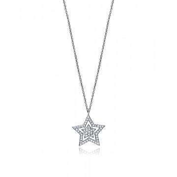Collar Plata Estrella