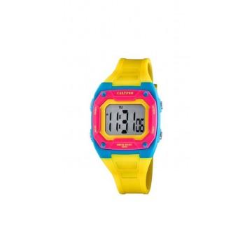 Reloj Digital Color Splash