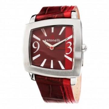 Reloj Antonelli Burdeos/Rojo